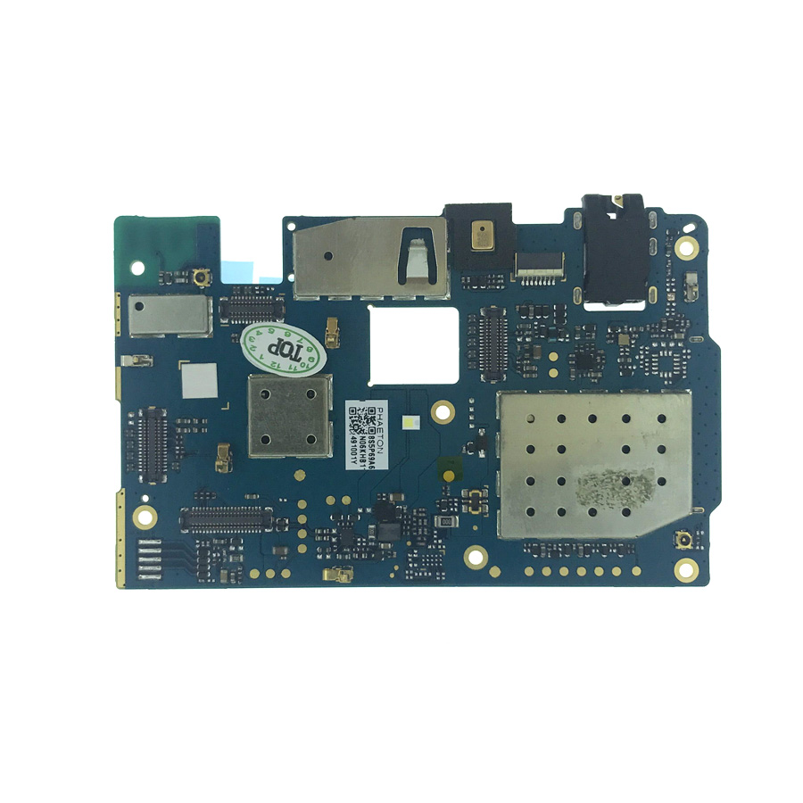 In Stock 100% Tested Working 16GB Board For Lenovo S860 Motherboard Smartphone Repair Re ...