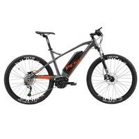 27.5inch XC mountain ebike 36V Mid motor smart electric mountian bicycle PESU MONSTER E BIKE 350w 500wh lithium battery