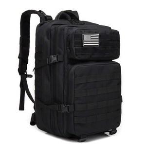 Image 2 - 45L Large Capacity Man Army Military Backpack Multi function 900D Nylon Tactics Pack Back Travel Backpacks mochila militar