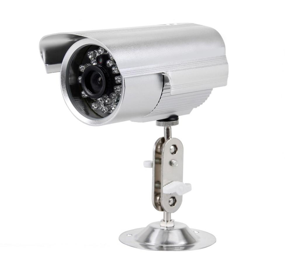 imágenes para Cámara de Vigilancia USB DVR CCTV cámara Bullet cámara de vídeo impermeable Al Aire Libre SD/tf 420 TVL CAM