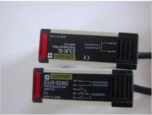 original E3JK-5DM2 (one couple)DC infrared transducer датчик saima e3jk ds30m1 ac90 250v 30 e3jk ds30m1
