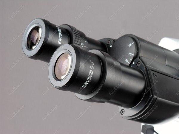 Polarizing Metallurgical Microscope--AmScope Supplies 50X-1500X Darkfield Polarizing Metallurgical Microscope + 1.3MP Camera