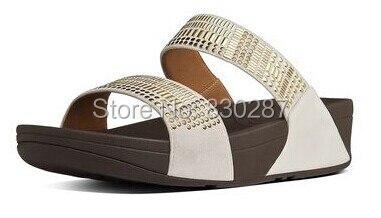 wholesale womens flip flops Aztek Chada slides cheap fashion brand sandals  wedges diamond ladies summer shoes Black fc69f3cb6cb6