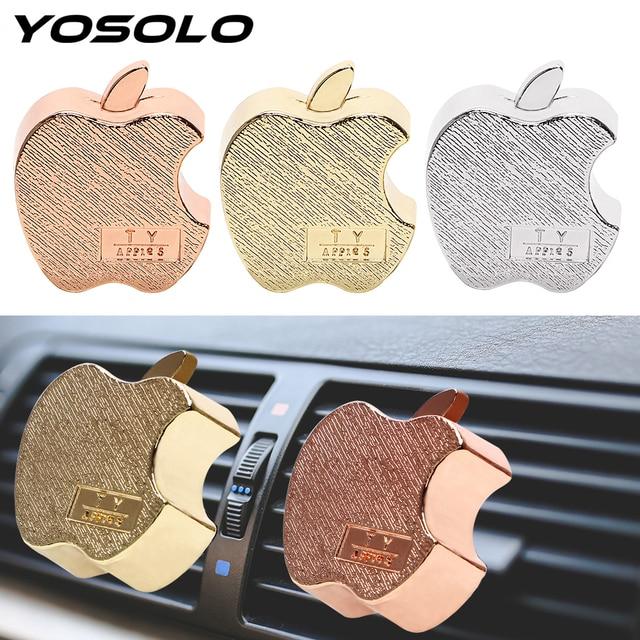 YOSOLO Air Freshener Car Accessories Luxury With Essential oil Car ...