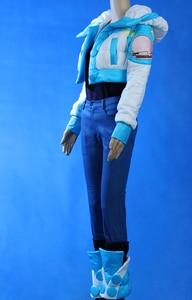 Image 3 - Anime Dramatical Murder Cosplay Costume DMMD Seragaki Aoba Jacket High Quality Coat Custom made Any Size