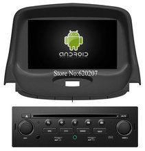 S160 Android 4.4.4 CAR DVD player FOR PEUGEOT 206 car audio stereo Multimedia GPS Quad-Core