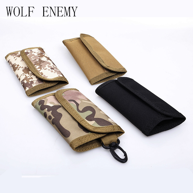 New Multifunction Outdoor Military Tactical Wallet Tactical Waterproof Nylon Fabric Army ...