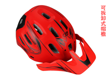 56~59cm 330g 18holes LAPLACE XX7 MTB AM helmet bicycle off-road/downhill racing helmet Cycling EPU Integrally-Molded Helmet