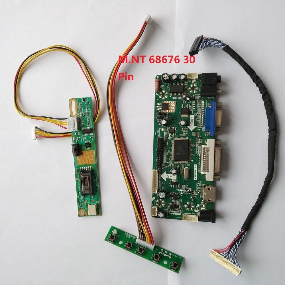 LCD Controller Board Driver kit for LTN154P1-L01 HDMI DVI VGA M.NT68676