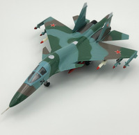 1:72 Die cast Static Model Plane Su34 for Hobby Collection Free Shipping