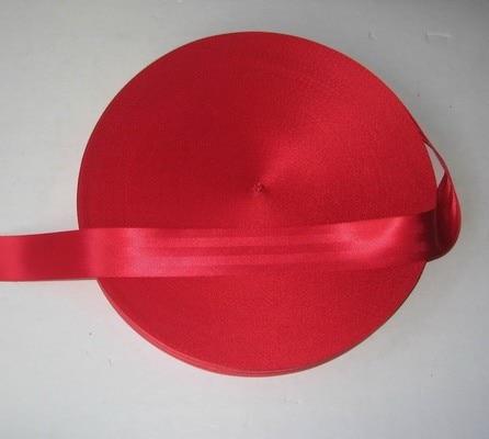 5 meter Rullbälte Säkerhetsrem Färger 48mm Bred 5 barer