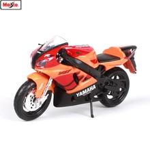 Maisto 1:18 Yamaha YZF-R7 original authorized simulation alloy motorcycle model toy car