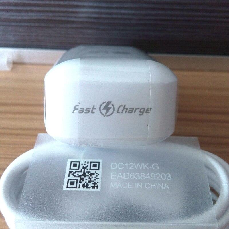 Оригинальное белое 9 в 1,8 А быстрое настенное зарядное устройство + 1 м кабель передачи данных типа c для lg V20 GOOGLE Nexus G5 huawei p9 LETV