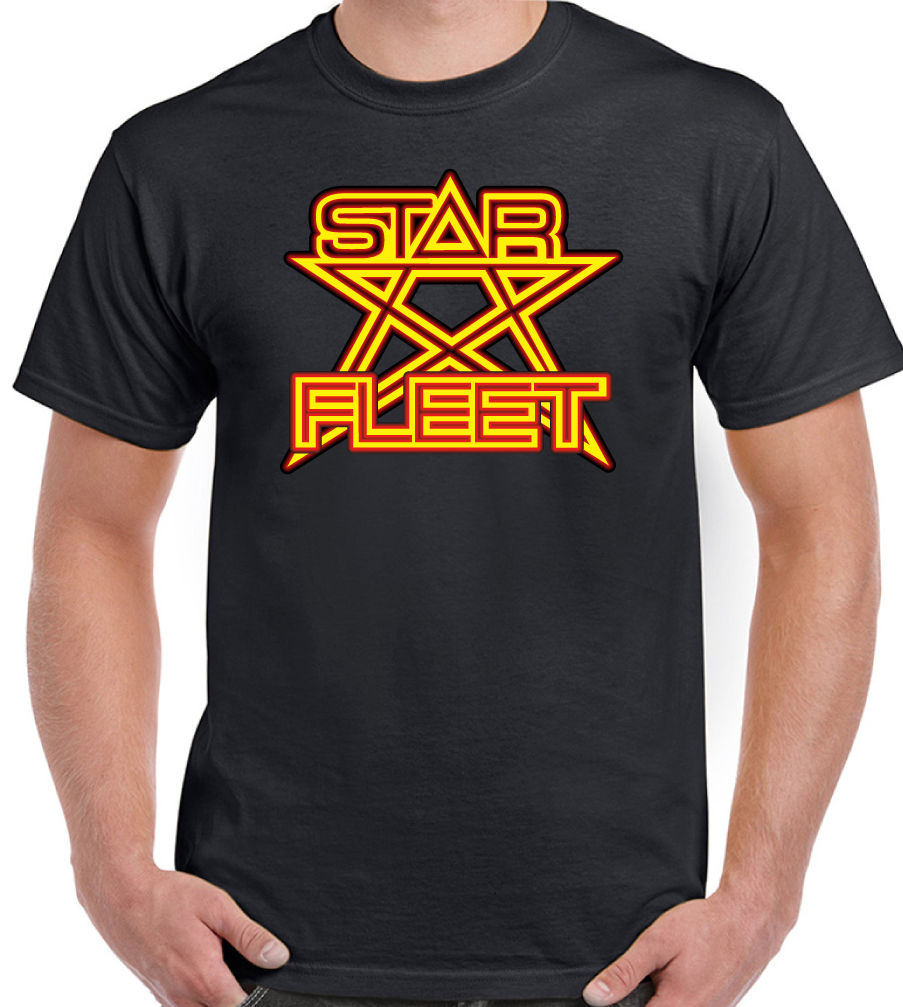 Star Fleet x Bomber - Retro Japanisch Puppe TV Programm Anzeigen T-Shirt dia-x Tee Shirt More Size And Colors