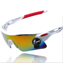 Anti-UV Cycling Glasses Men Women Plastic Sports Eyewear Bicycle Bike S