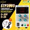 High Precision DC Power Supply STP3005 3Ps Display 110V 220VAC DC 30V 5A Adjustable Laptop Repair
