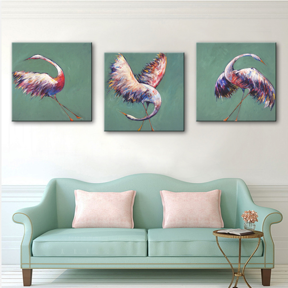 Online buy wholesale crane paintings from china crane paintings ...