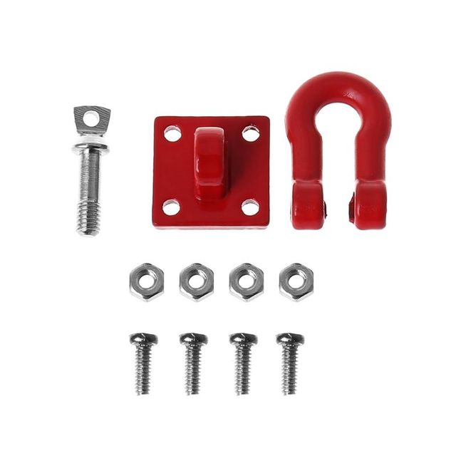 Metal Hook for WPL B14 B16 B24 1/16 RC Car Truck Upgrade Spare Parts