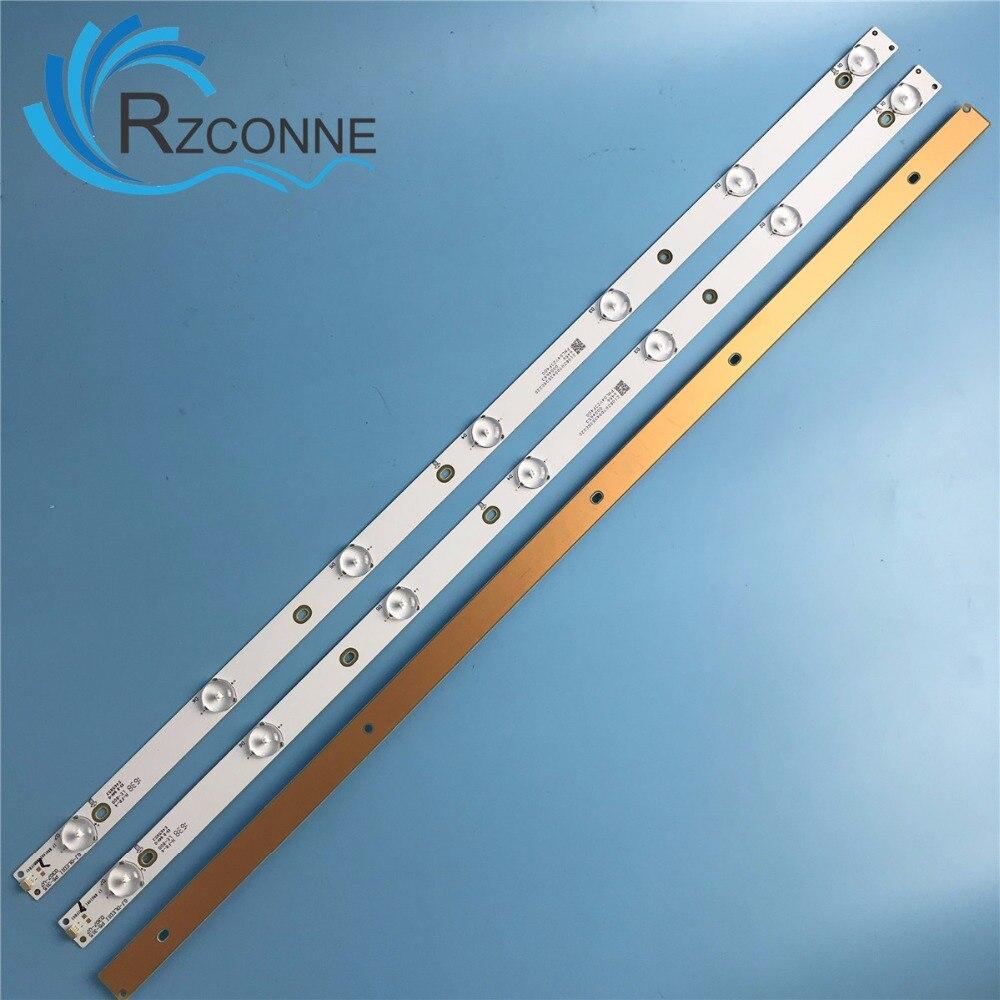 615mm 7 LED Backlight Lamp strip For PHILIPS Sony 32TV 32pft5501/60 KDL-32R330D LB32080 E465853