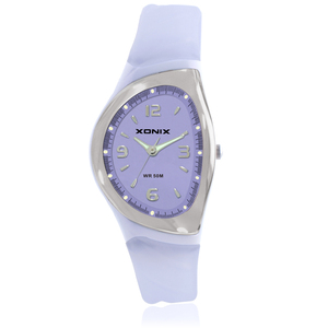 Image 1 - Часы, женские спортивные брендовые модные повседневные кварцевые часы, женские часы, женские водонепроницаемые спортивные наручные часы из пу кожи