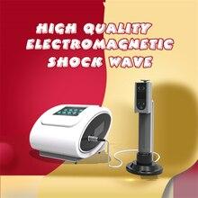 Эстетический аппарат для снятия боли ударно-волновой акустотерапевтической машиной с минимальной фун