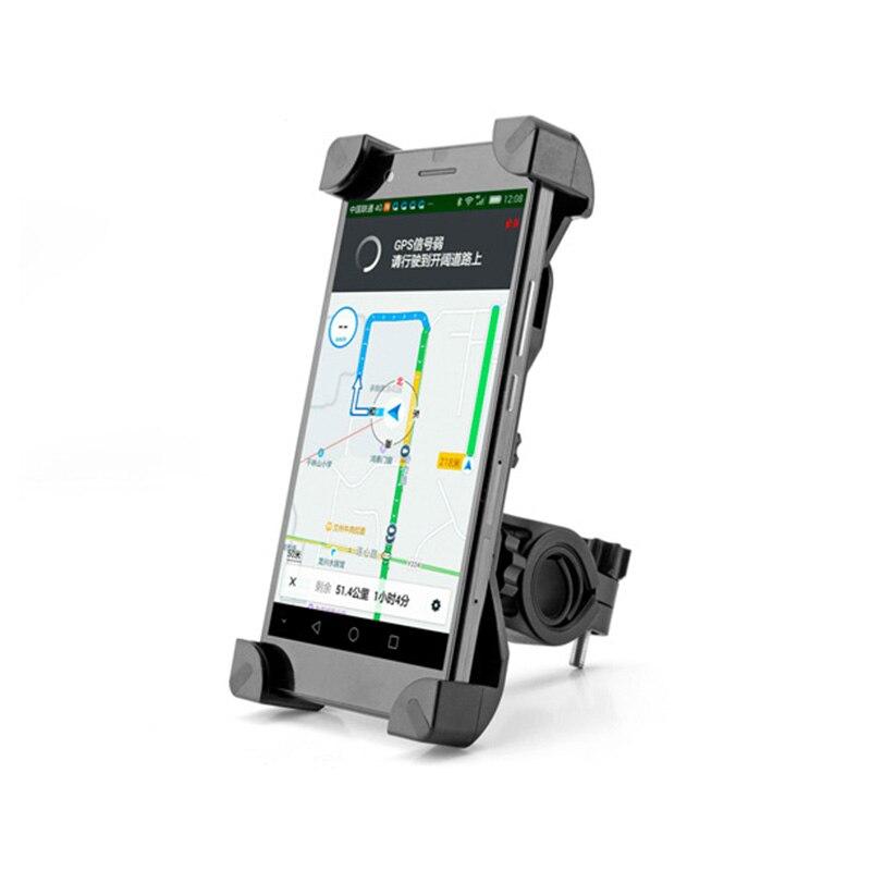Teléfono celular móvil universal de la bici de la motocicleta de montaje en vehí