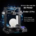 Ender 3PRO FAI DA TE 3D Kit Stampante 220x220x250mm con MK10 Estrusore 1.75 millimetri 0.4 millimetri Ugello