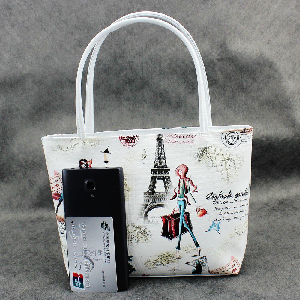 carteira, pinting bolsa bolsa da Exterior : Saco Contínuo