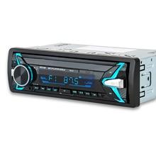 1012 Автомобильный MP3 плеер 12В синий зуб V2.0 автомобильный стерео аудио в тире Один 1 Din FM приемник Aux вход MP3 MMC WMA радио плеер
