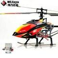 Gp juguetes V913 Sky Dancer 4 canales FP helicóptero 2.4 GHz w / Built in giroscopio V913 juguetes rc helicóptero modelo de envío gratis