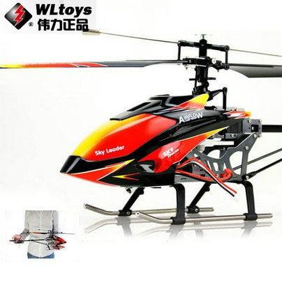 WL toys V913 Sky Dancer 4 канала FP вертолет 2,4 ГГц w/Встроенный гироскоп v913 игрушки rc модель вертолета Бесплатная доставка