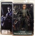 "J.G Chen NECA The Terminator 2 Action Figure T-800 Battle Across Time Arnold PVC Action Figure Collectible Toys 7""18cm"