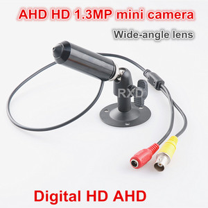 Newest AHD Digital HD 720P 1.3MP Mini CCTV Camera home Security Camera 1200tvl WITH cone Wide-angle 2.8MM lens mini Video CAME
