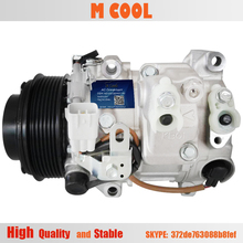 For AC Compressor Lexus GS450h Toyota Highlander Landcruiser 7sbh17c compressor 88320-48150 88320-48160  88320-48210