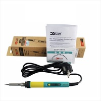 CXG 100W 936d +LCD Adjustable temperature Digital Electric Soldering station EU plug The upgrade one of 936d