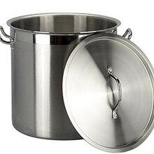 Кастрюля из нержавеющей стали, кастрюля для супа, кастрюля для супа,, много размеров, panela 05, стиль 71 литр