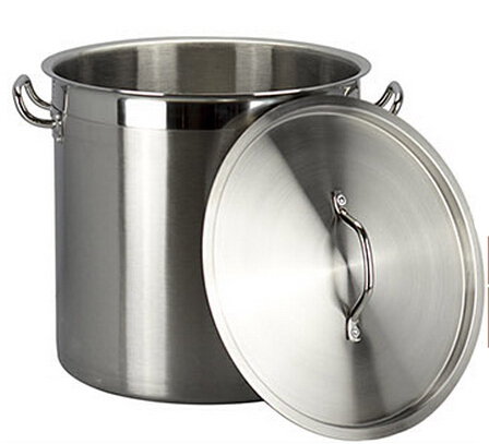 स्टेनलेस स्टील के पॉट सूप - रसोई, भोजन कक्ष और बार
