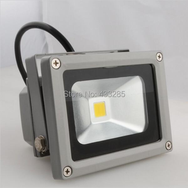 निविड़ अंधकार एलईडी फ्लड लाइट 10w 20w 30w 50w 70w 100w गर्म सफेद / शांत सफेद / आरजीबी रिमोट कंट्रोल आउटडोर प्रकाश, एलईडी प्रकाश व्यवस्था