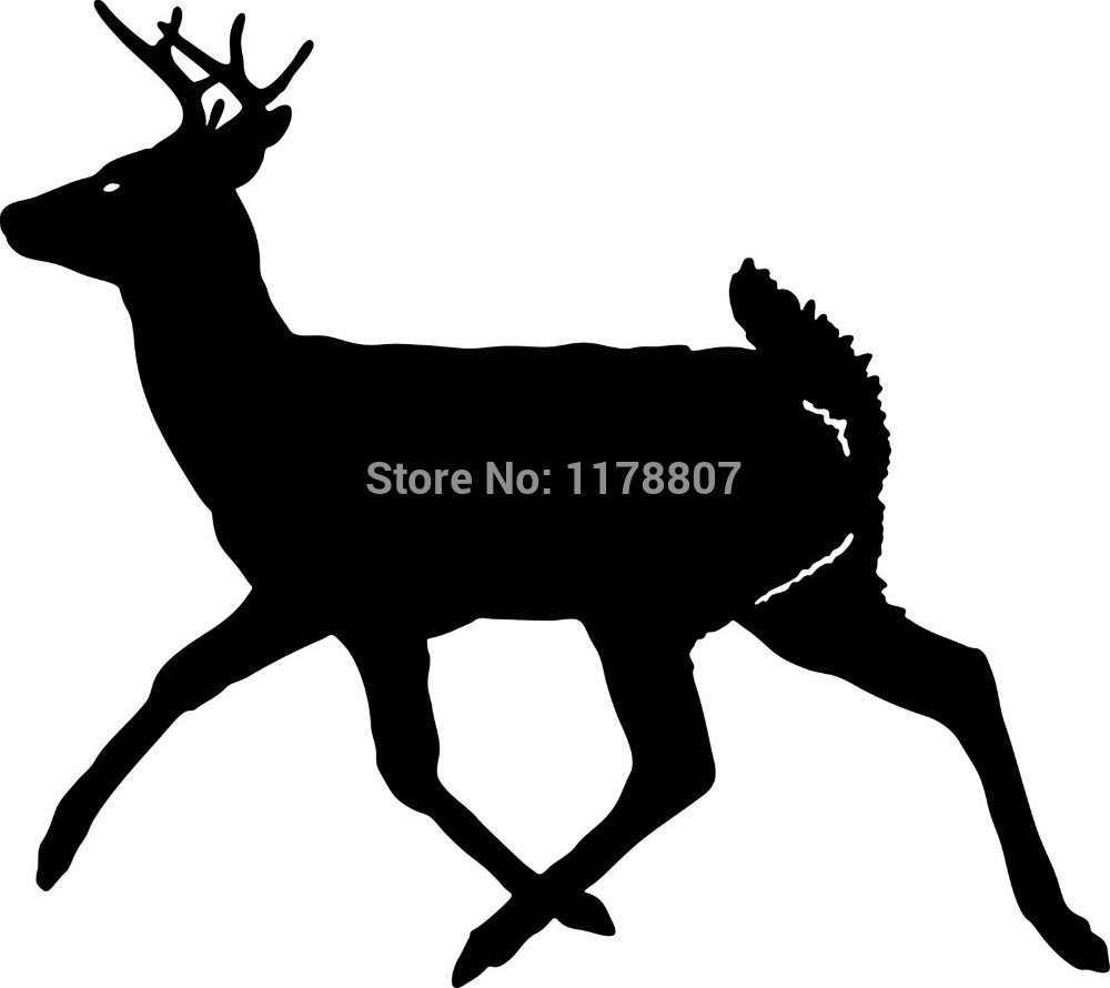 Popular Hunting Decals For TrucksBuy Cheap Hunting Decals For - Rear window hunting decals for trucks