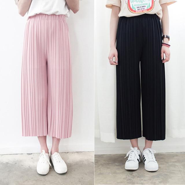 Aliexpress.com : Buy harajuku trousers women 2016 korean ...
