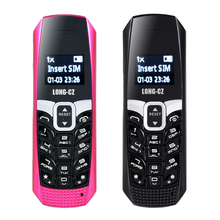 LONG-CZ T3 Smallest Thinnest Mini Mobile Phone Bluetooth 3.0