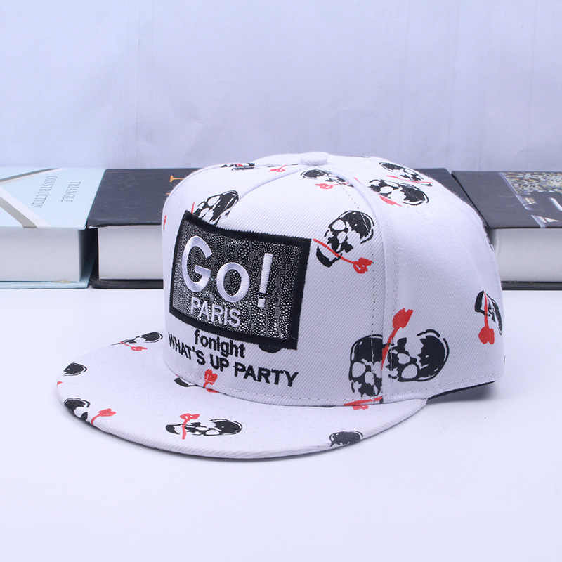 ... Gorros mujer hombres gorras plana hip hop hueso béisbol gorra snapback  gorras moda rock skateboard GO ... 02ec9ad5e6c