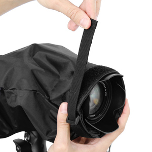 Image 5 - Besegad עמיד למים מים הוכחת מצלמה גשם כיסוי Rainshade מגן מקרה מעיל עבור מצלמות DSLR Canon Nikon Sony Pentax