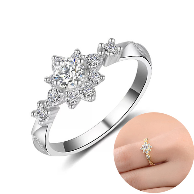 2019 Latest Design Aaa Grade White Copper Filled With Cubic Zirconia