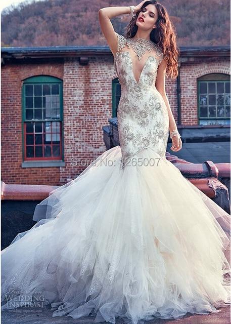 Stunning Sparkly Mermaid Wedding Dress Gallery Styles