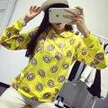 KPOP GOT7 Marca Justo Cap Capucha BTS Bangtan niños Jungkook Unisex Jersey de manga larga Outerwears algodón mezcla camiseta