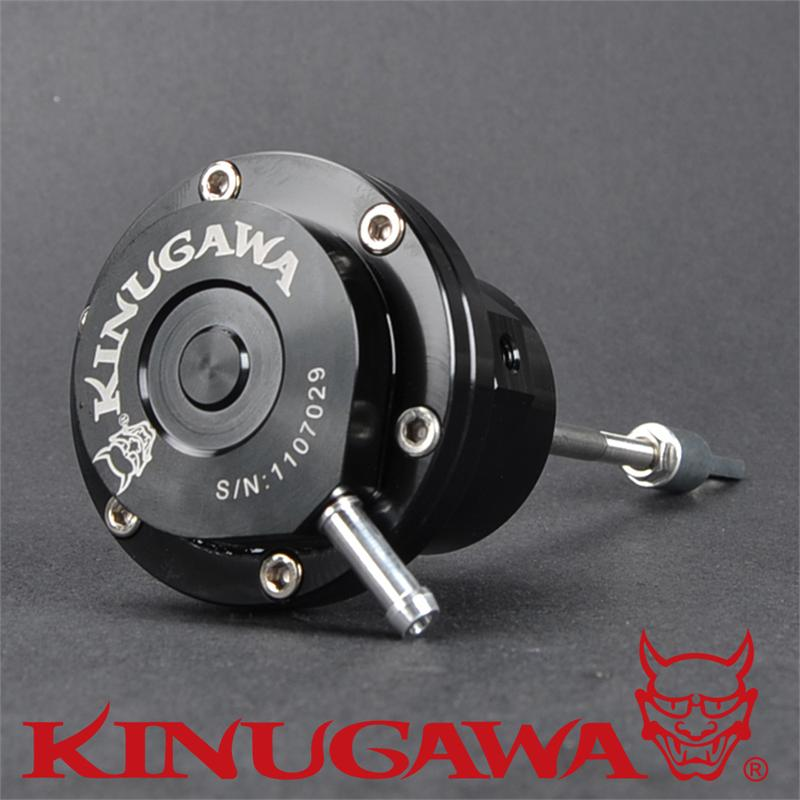 Kinugawa Adjustable Turbo Wastegate Actuator for SAAB 9000 w/ TB25 TB2531 1.0 bar / 14.7 Psi