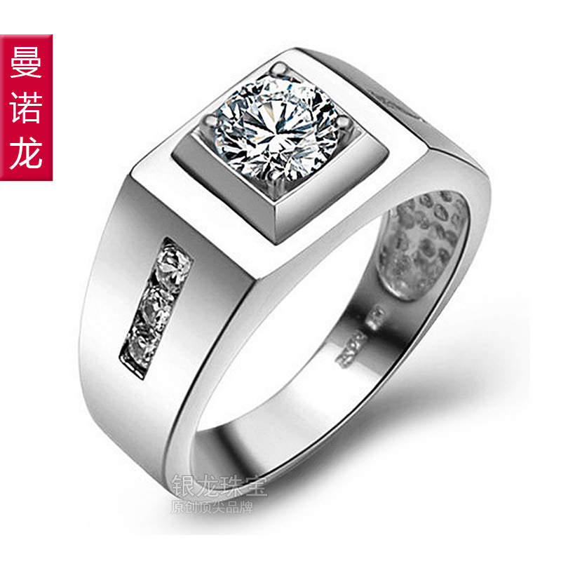 925 sterling pure silver jewelry birthday gifts wedding marriage ...