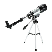 лучшая цена Professional Outdoor HD Monocular 150X Refractive Space Astronomical Telescope Travel Spotting Scope with Portable Tripod Lever