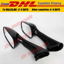 motorcycle partsOEM Replacement Racing Mirrors   CBR 600 F2 F3 900 RR CBR1000F VFR800F Black